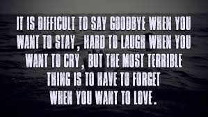 really sad depressing quotes about losing someone you love