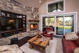modern craftsman style woodsy