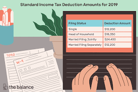 The Standard Tax Deduction—How It Works and How to Use It
