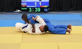 Lela Mobile Online - Judo wins first medal for Namibia at AUSC ...