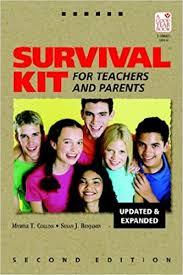 Survival Kit for Teachers and Parents: Myrtle Collins, Susan Benjamin:  9781596470699: Amazon.com: Books