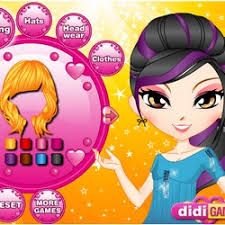 clothes makeup and hair styles game