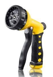 hose nozzle hand sprayer 7 spray