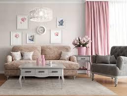 Весенняя нежность в гостиной – готовое решение в интернет-магазине Леруа  Мерлен Рязань