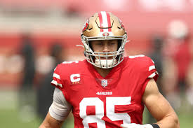George Kittle injury: 49ers TE to get limited practice on Wednesday of Week  3 - DraftKings Nation