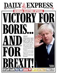 Victory for Boris Johnson and Brexit ...