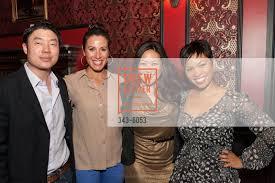 Chris Ng with Adriana Johnson, Ye-Hui Lu and Moanalani Jeffrey
