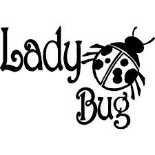 16cm 10 7cm Lady Girl Bug Animal Ladybug Car Vinyl Decal Sticker Car Stylings Decoration For Black Sliver C8 0395 Decor Aliexpress