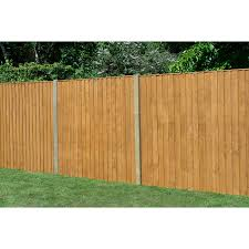 Garden Patio Other Garden Fencing Supplies 6ft X 5ft Featheredge Fence Panel 6 X 5 Feather Edge Pack Of 10 Mtmstudioclub Com