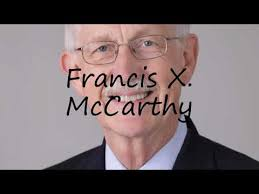 How to Pronounce Francis X. McCarthy? - YouTube