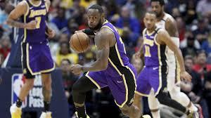 NBA scores: Zion Williamson, LeBron James, video, highlights, Los ...