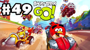 Angry Birds Go! Gameplay Walkthrough Part 49 - All Fully-Upgraded ...