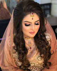 bridal makeup enement hairstyles