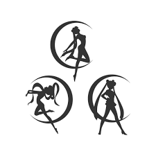 Sailor Moon Svg Png Eps Dxf Cutting File For Cameo Cricut Silhouette
