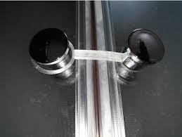 rv shower door travel latch lock by