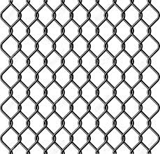 Chain Link Fencing Clip Art Library