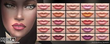 25 colors lipstick kijiko