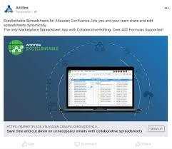 confluence spreadsheet plugin archives