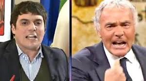 La gaffe di Giletti con Polimeni: lavati la bocca prima di dire ...