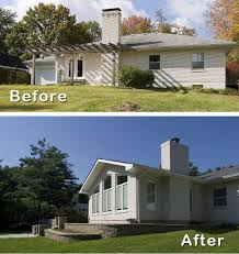 remodel a ranch house
