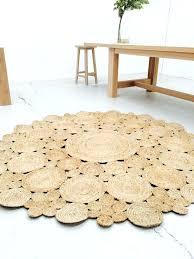 round sisal rug round sisal area rug