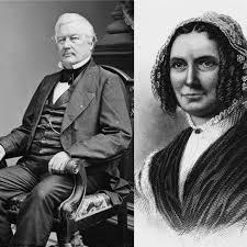 Happy Anniversary, President and Mrs Fillmore   The Historical Homemaker