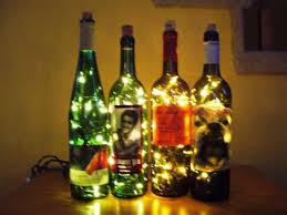 5 diy wine bottle lamp projects
