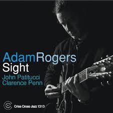 Adam Rogers - Sight (2009, CD) | Discogs