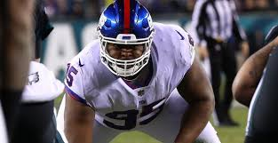 Johnathan Hankins named a fit for the Bears