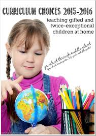 home curriculum choices for 2016 2016
