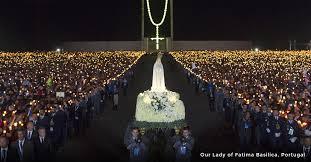 Processione mariana | FFB Roma
