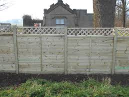 Sound Barrier Fence V Groove Prefab Fence Sopundproofing At Home