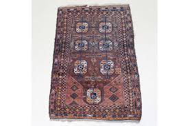 vintage bakhora persian rug 143 2 x 97