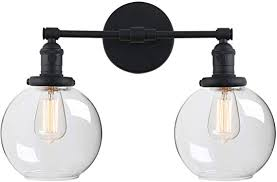 phansthy 2 lights wall sconce matte