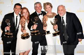 2015 Creative Arts Emmy Awards at Microsoft Theater- Press Room Featuring: Adam  Lewinson, Stock Photo, Picture And Rights Managed Image. Pic.  WEN-WENN22867831 | agefotostock