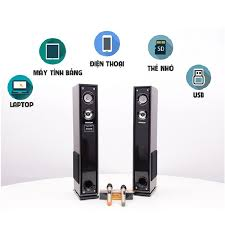 Bộ loa karaoke Bluetooth Bosser SA-181K