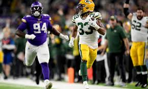 Poll highlights why Packers RB Aaron Jones is so underrated