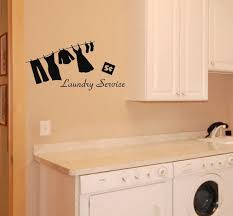 Laundry Service Wall Decal Laundry Room Removable Wall Sticker Etsy In 2020 Laundry Room Decals Laundry Room Wall Decor Wall Decals Laundry
