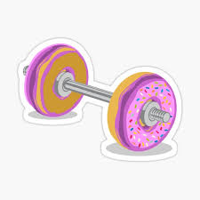Barbell Stickers Redbubble