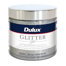 dulux 500ml design glitter effect