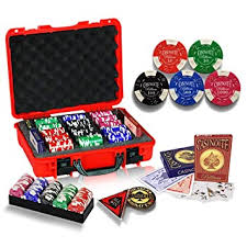 Buy Casinoite Billium Clay Poker Chips Set 300 Online at Low Prices in  India - Amazon.in
