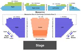 winter garden theater seating chart