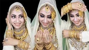 arabian wedding makeup tutorial arabic
