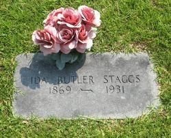 Ida Butler Staggs (1869-1931) - Find A Grave Memorial