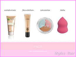 makeup for beginners star styles