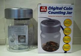 coin counters uk counting money jar