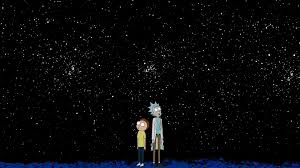 best rick and morty wallpaper 2020