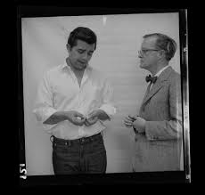 Truman Capote, author, with Perry Smith | National Museum of ...
