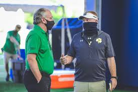 Jack Swarbrick dishes on the redefined Notre Dame Stadium experience and  beyond | Notre Dame Insider Football | ndinsider.com