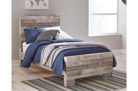 Effie Twin Panel Bed | Ashley Furniture HomeStore